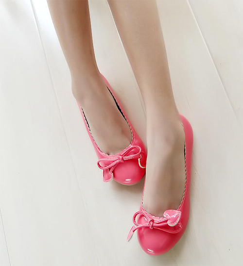 Chọn giày búp bê theo phong cách - 6