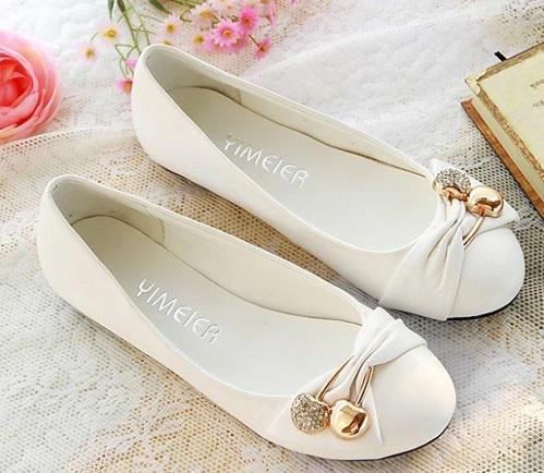 Chọn giày búp bê theo phong cách - 14