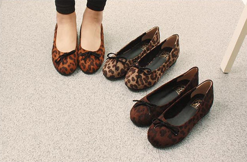 Chọn giày búp bê theo phong cách - 4