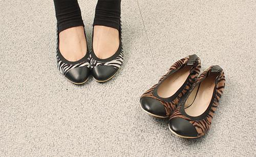 Chọn giày búp bê theo phong cách - 3