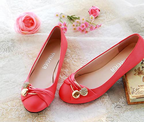 Chọn giày búp bê theo phong cách - 8