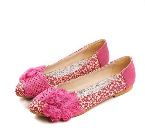 Chọn giày búp bê theo phong cách - 9