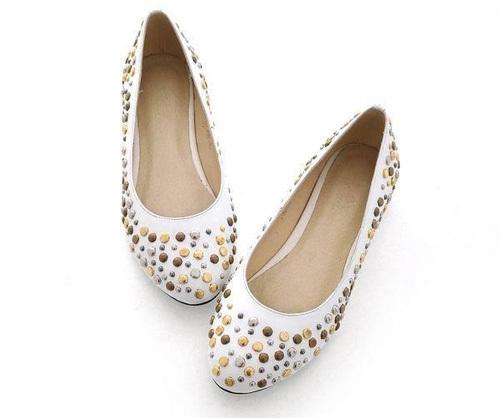 Chọn giày búp bê theo phong cách - 12