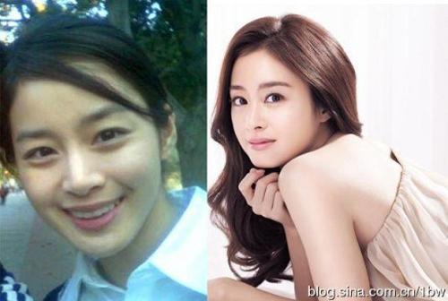 <p> Khuôn mặt Kim Tae Hee có những đường nét tự nhiên rất đẹp, vì vậy mà không cần trang điểm, trông cô vẫn vô cùng thu hút.</p>