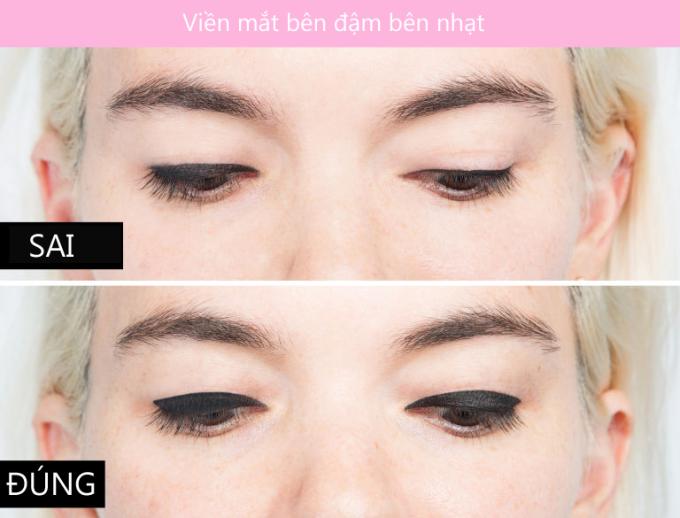 13 lỗi trang điểm mắt thường gặp khiến nàng mất điểm