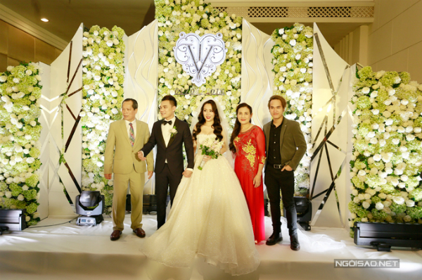 Đám cưới Khắc Việt và DJ Thanh Thảo - 1