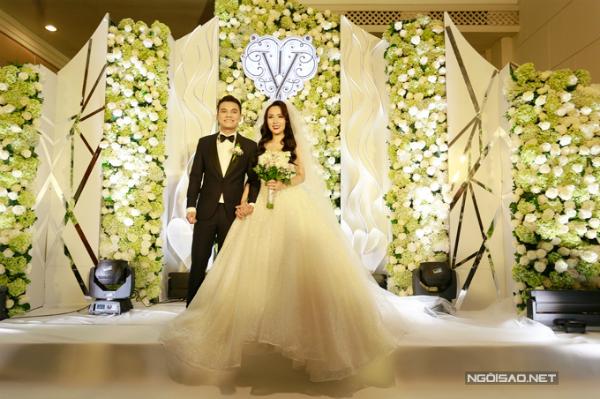 Đám cưới Khắc Việt và DJ Thanh Thảo