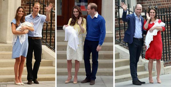 Bên trong khoa sản 5 sao nơi Kate sinh ba con