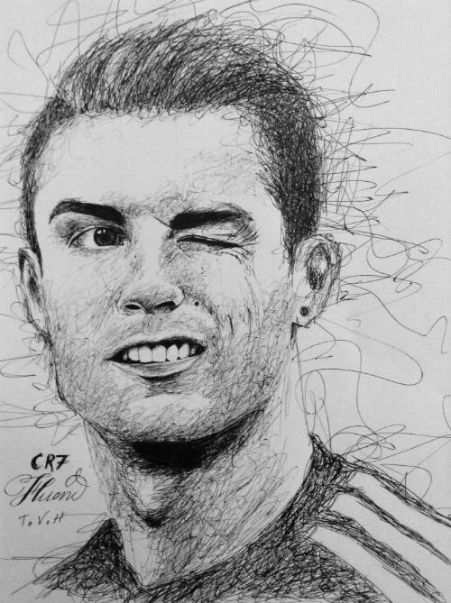 Cristiano Ronaldo (CR7) -cầu thủ bóng đá quốc tịch Bồ Đào Nha.