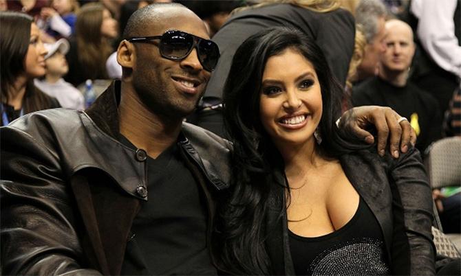 Cuộc đời đầy vinh quang và tai tiếng của Kobe Bryant