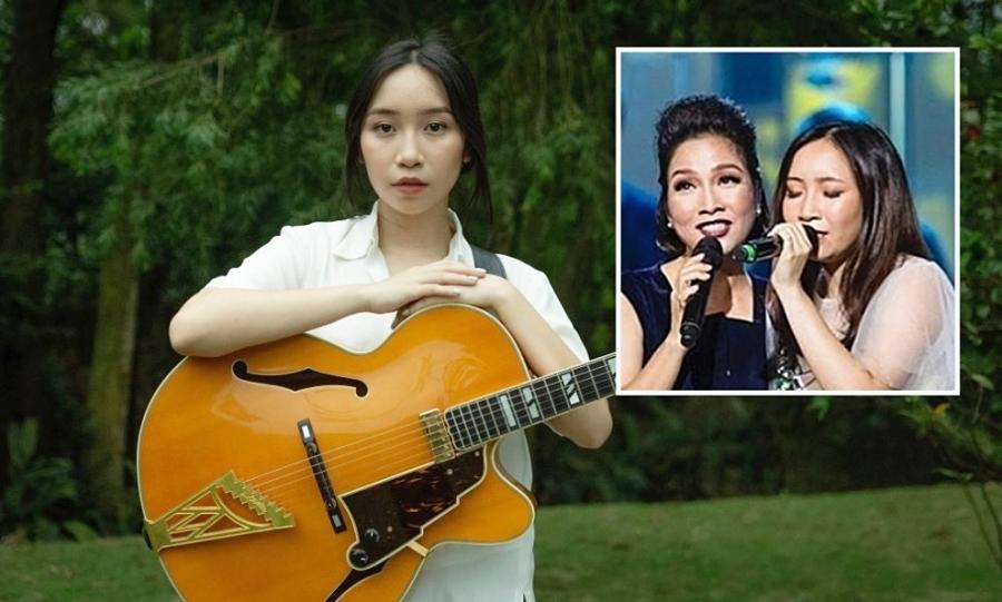 Nhan sắc con gái út của ca sĩ Mỹ Linh