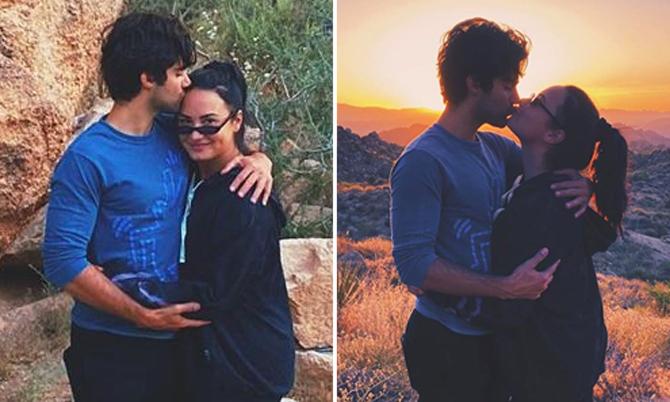 Demi Lovato hạnh phúc bên bạn trai mới