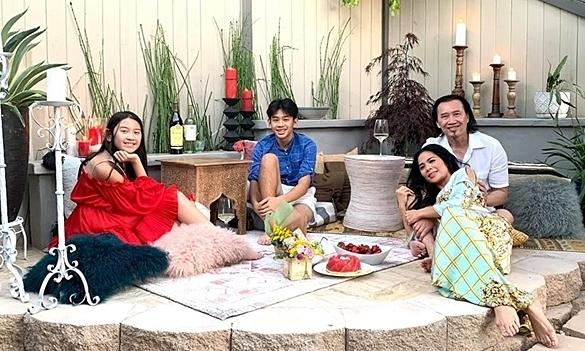 Nhà như resort của ca sĩ Trúc Linh