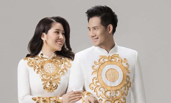 Lê Phương - Thanh Thức gợi ý áo dài đôi