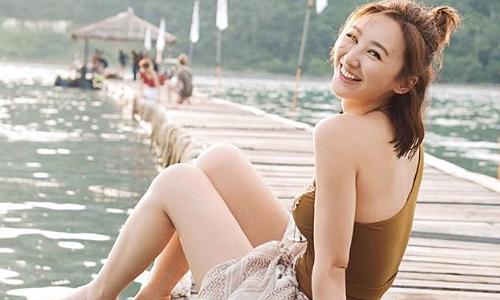 Bà cả '30 chưa phải là hết' mê du lịch cùng hội bạn TVB