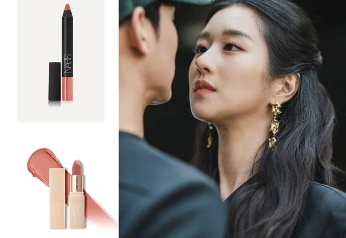 4 màu son giúp Seo Ye Ji thêm phần sang chảnh - 4
