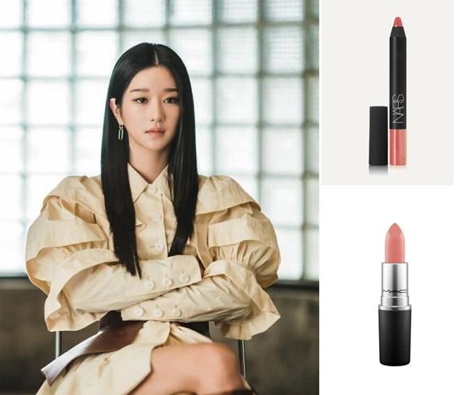 4 màu son giúp Seo Ye Ji thêm phần sang chảnh - 6