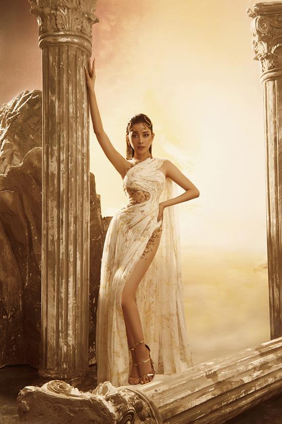 Chi Pu, Ngọc Trinh mặc váy hở bạo của Đỗ Long - 16