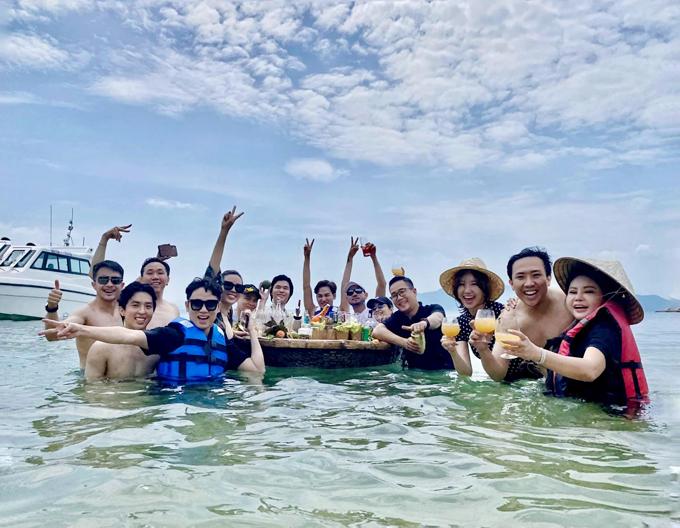 Trấn Thành - Hariwon chọn villa có cầu trượt duy nhất ở Việt Nam - 8