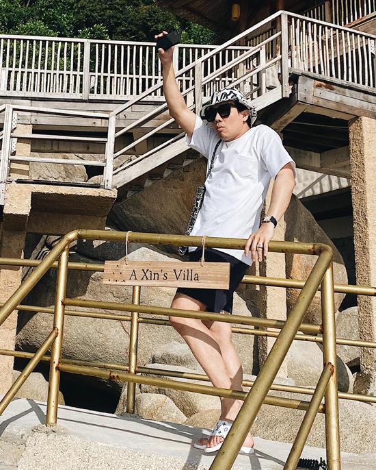 Trấn Thành - Hariwon chọn villa có cầu trượt duy nhất ở Việt Nam - 4