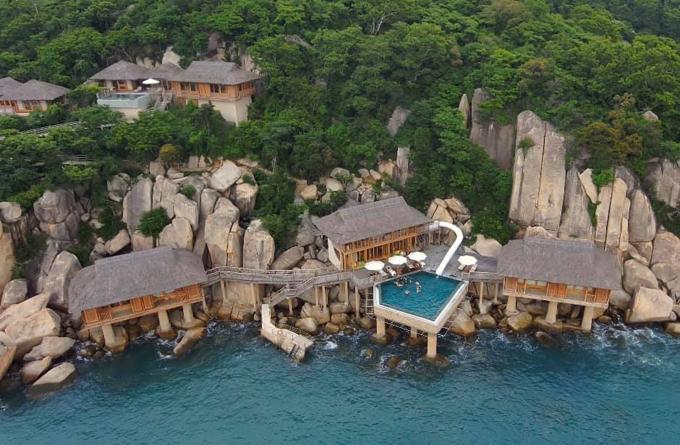 Trấn Thành - Hariwon chọn villa có cầu trượt duy nhất ở Việt Nam - 6