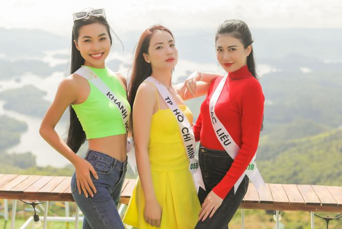 Thí sinh Hoa hậu Du lịch thăm Vườn quốc gia Tà Đùng - 18