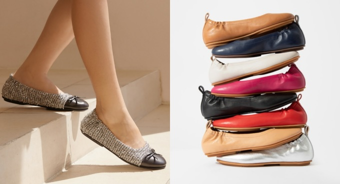 Dòng giày búp bê Allegro có đa màu sắc cho phái nữ lựa chọn. Tham khảo bộ sưu tập mới tại các cửa hàng FitFlop Việt Nam.