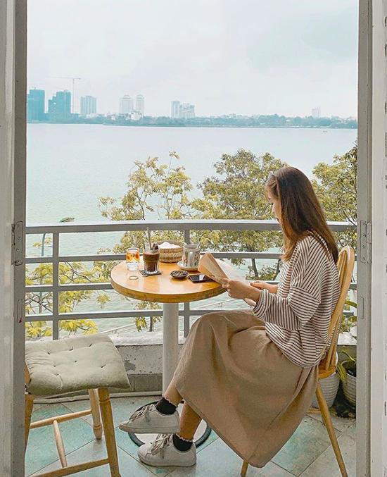 Địa chỉ cuối tuần: 5 quán cà phê gần hồ Tây gặp mặt đầu năm - 4