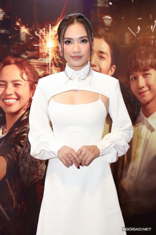 Ca sĩ Ái Phương đánh giá cao sự đầu tư nỗi dung lẫn hình ảnh của phim.