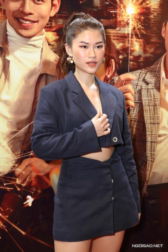 Thời gian qua, Ngọc Thanh Tâm cũng tập trung phát triển các dự án web-drama. Nên cô muốn đến ủng hộ cũng như học hỏi kinh nghiệm từ các đồng nghiệp.
