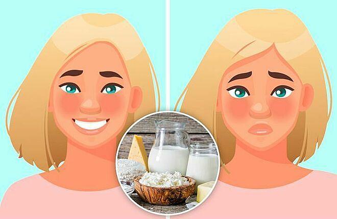 Cắt giảm sữa giảm sữa giúp cải thiện tâm trạng,