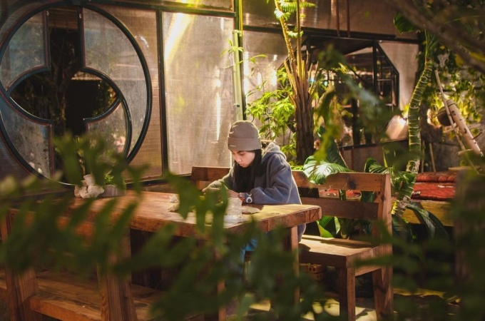 Tiệm cà phê cao hơn mây ở Đà Lạt - 4