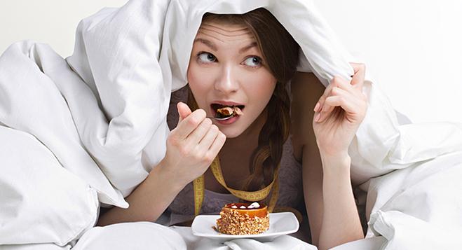 Trời lạnh khiến bạn thèm ăn nhiều hơn.