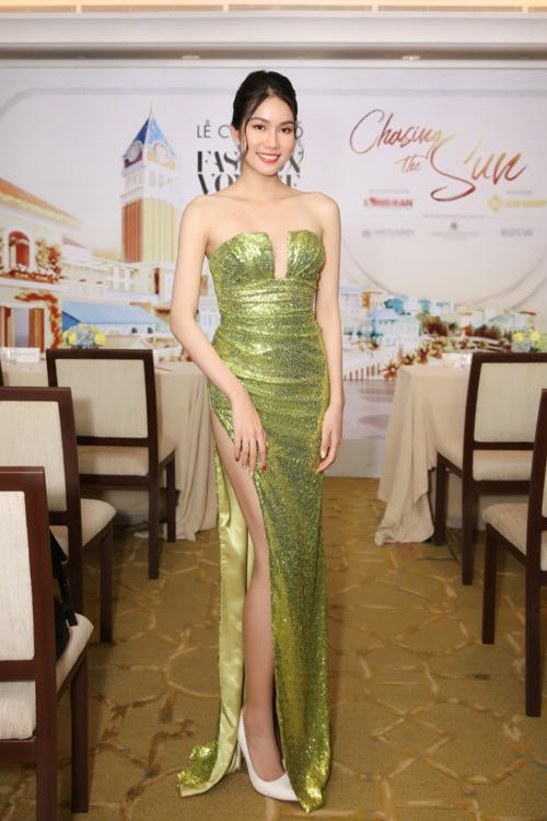 Á hậu Phương Anh cảm thấy vô cùng vinh dự khi được tham gia chuyến viễn du thời trang từng gây ấn tượng mạnh mẽ qua hai mùa tổ chức.