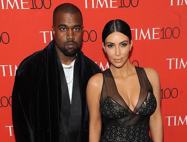 Kim-Kanye đứng trên bờ vực ly hôn sau 7 năm chung sống.