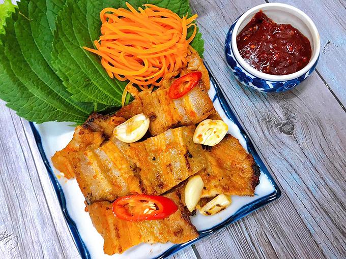 Thịt nướng tương đỏ Hàn Quốc