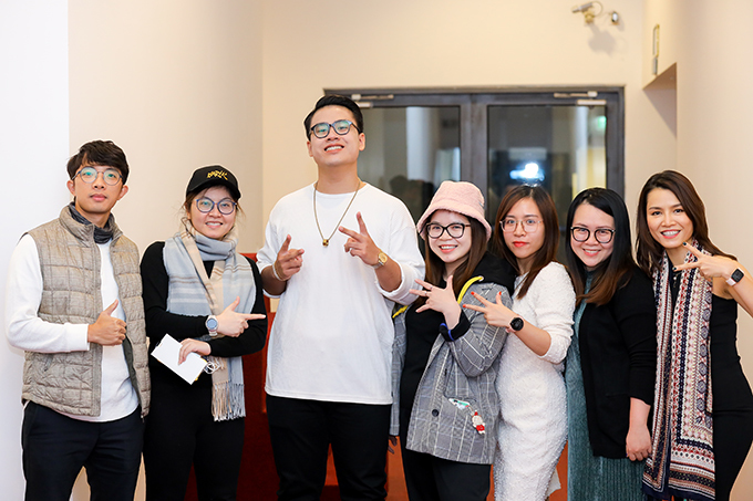 GDucky, á quân Rap Việt 2020, cũng được nhiều người yêu quý. Anh là một trong những rapper gây chú ý nhất trong năm qua.