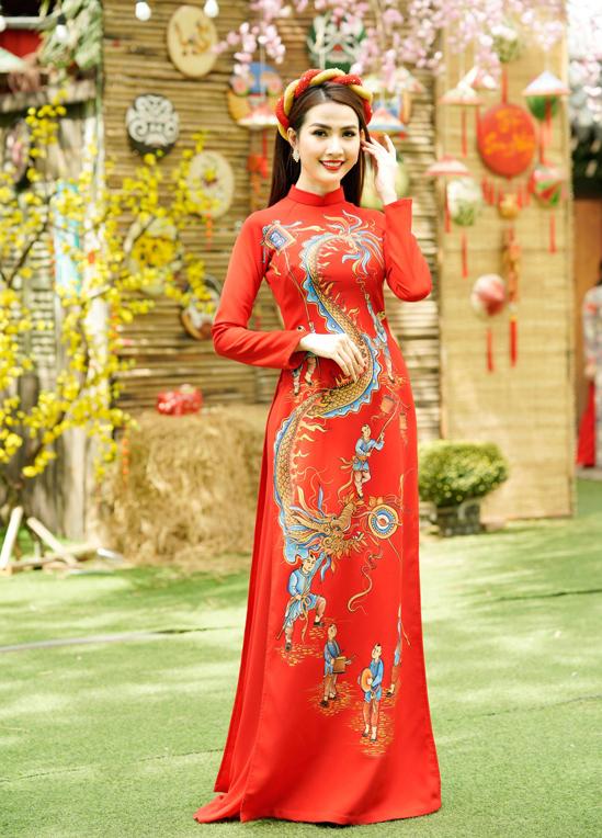 Người đẹp quê Tiền Giang ngày càng xinh đẹp, quyến rũ dù đã sang tuổi 31.