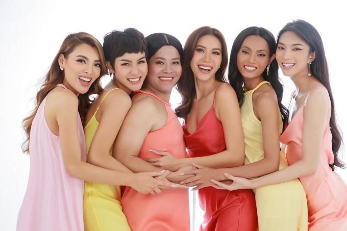 Bản sao HHen Niê vào top 6 Hoa hậu Chuyển giới Việt Nam 2020 [18/01 - 11:01] - 14