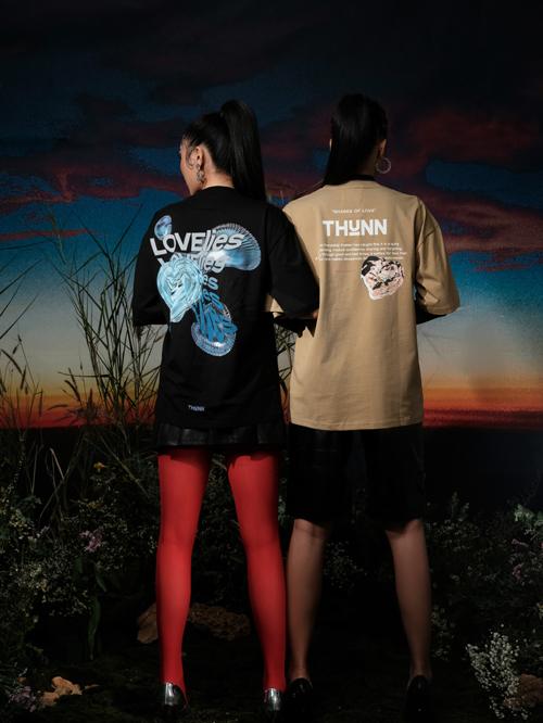 Minh Triệu, Kỳ Duyên ra mắt thương hiệu áo thun - 8
