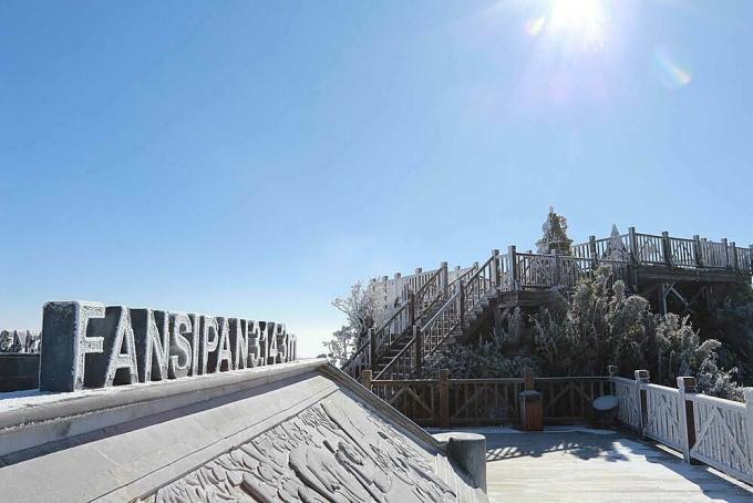 Khám phá lễ hội mùa đông tuyết phủ trên Nóc nhà Đông Dương (xin edit) - 4
