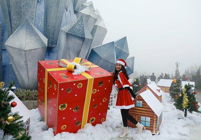Khám phá lễ hội mùa đông tuyết phủ trên Nóc nhà Đông Dương (xin edit) - 10