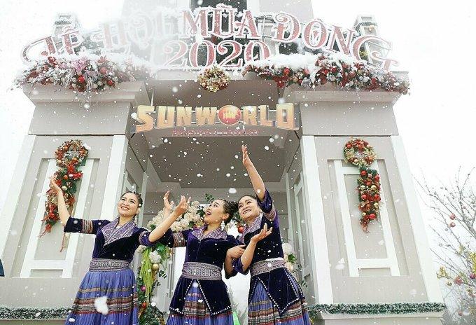 Khám phá lễ hội mùa đông tuyết phủ trên Nóc nhà Đông Dương (xin edit) - 12