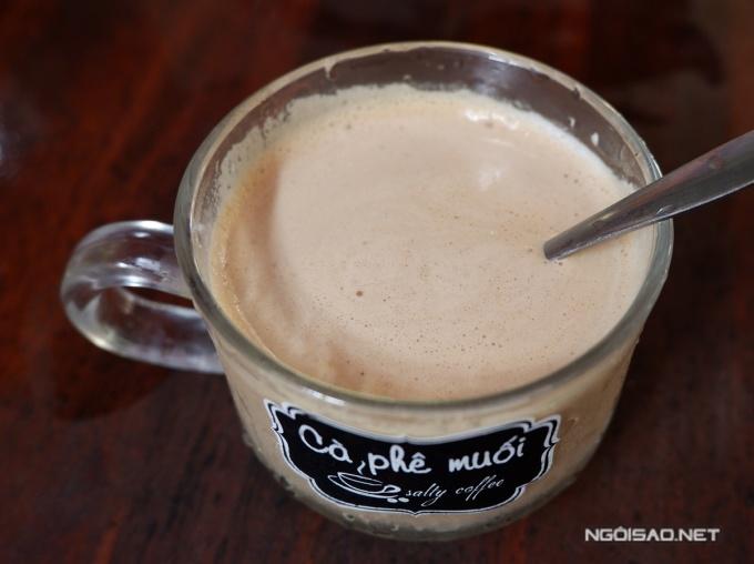 Cà phê muối độc lạ ở Huế - 4