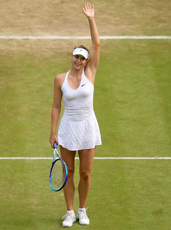 Masha tuyên bố chia tay quần vợt vào tháng 2/2020 sau 19 năm thi đấu chuyên nghiệp, giành đủ trọn bộ các danh hiệu Grand Slam và nhiều năm liền là tay vợt nữ kiếm tiền nhiều nhất.