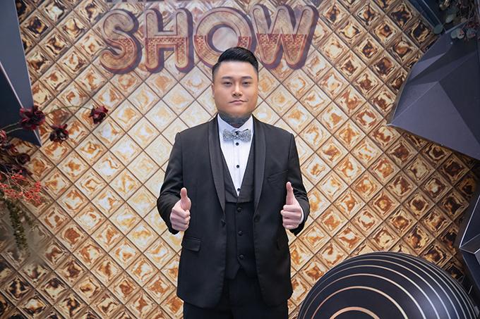 Sự kiện còn có sự góp mặt của ca sĩ Vũ Duy Khánh.