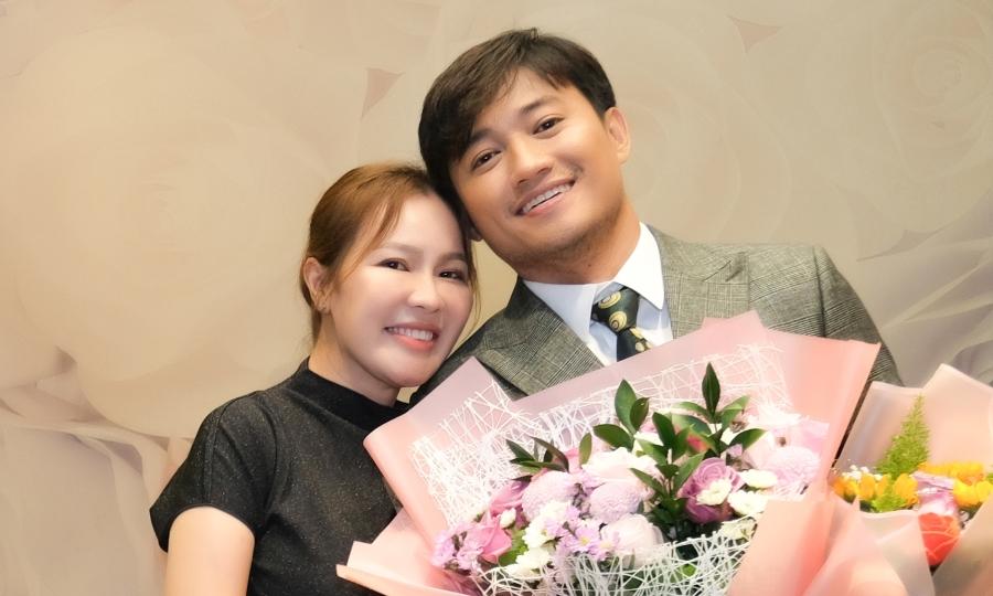 Một tháng hôn nhân của Quý Bình và vợ doanh nhân
