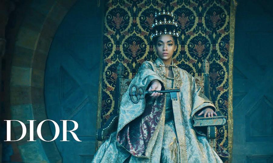Phim ngắn giới thiệu BST Dior Couture Xuân 2021