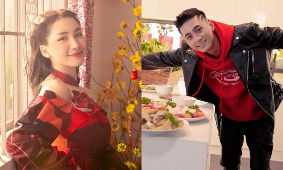 Hòa Minzy làm chị gái của Lăng LD trong MV mới