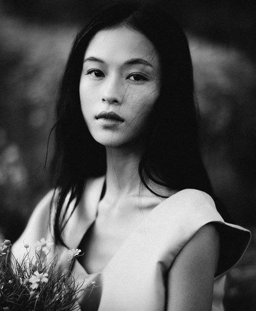 Số khác lại cho rằng cô giống Trần Hồng - vợ đạo diễn Trần Khải Ca.